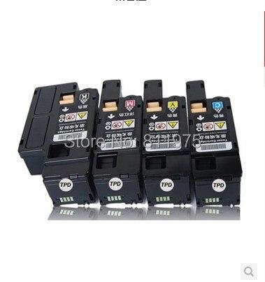 Prix pour Compatible pour XEROX Phaser 6000 6010 WorkCentre 6015 cartouche de toner couleur for106R01630/1627/1628/1629 106R01634/1631/1632/1633