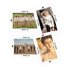 1pc/set EXO Korea Photocard Album Cards Hawaii Photo Private Photo Lomo Card Set Gifts Collection(China)