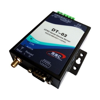 GPRS DTU Serial Port to GPRS GPRS Digital DTU Serial Port 232/485/422 Remote Transmission Equipment