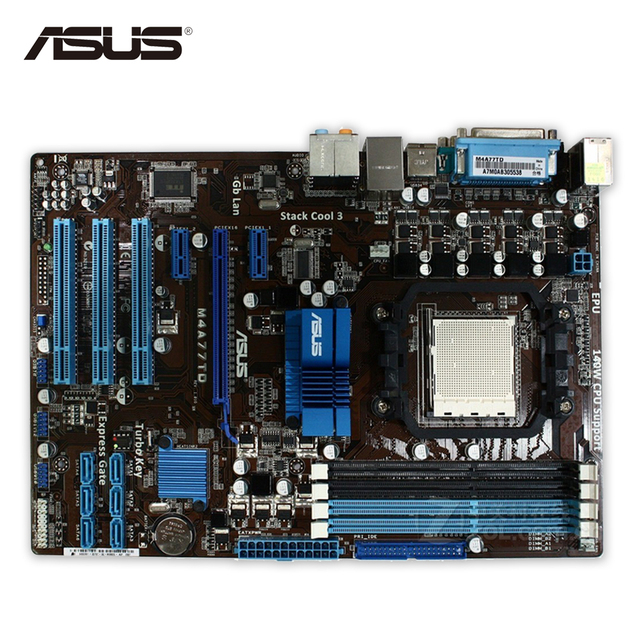 ASUS M4A77TD AMD CHIPSET DRIVER (2019)