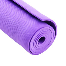 Hot EVA Yoga Mat Exercise Pad 6MM Thick Non-slip Gym Fitness Pilates Supplies For Yoga Exercise 68x24x0.24inch exercise fitness