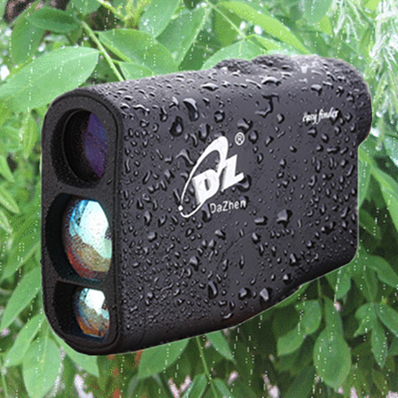 Hunting Rangefinder Monocular Hunting Laser Distance Meter 600m Golf Range Finder Measurement Speed Medidor de distancia a laser