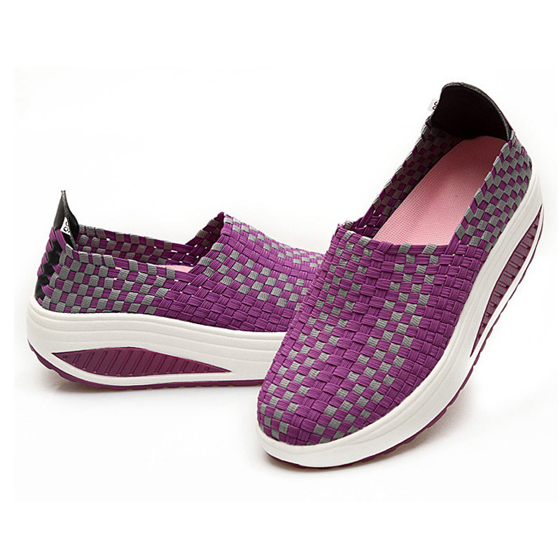 Summer Shoes Womens Swing Increasing Height Fashion And Spring
