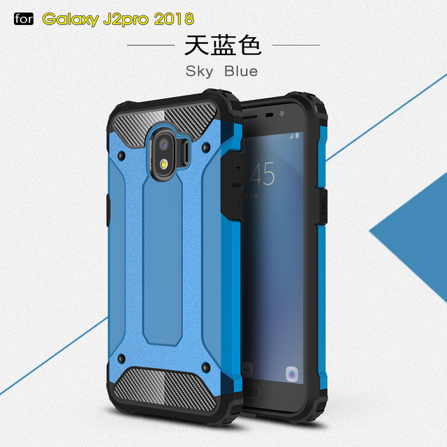 timeless design 7efaf dfca9 US $4.74 5% OFF|Case For Samsung Galaxy Grand Prime Pro Cover Case 2018  Galaxy J2Pro Coque 2018 Samsung j2 Pro Funda 2018 J2 pro Armor Case-in  Fitted ...