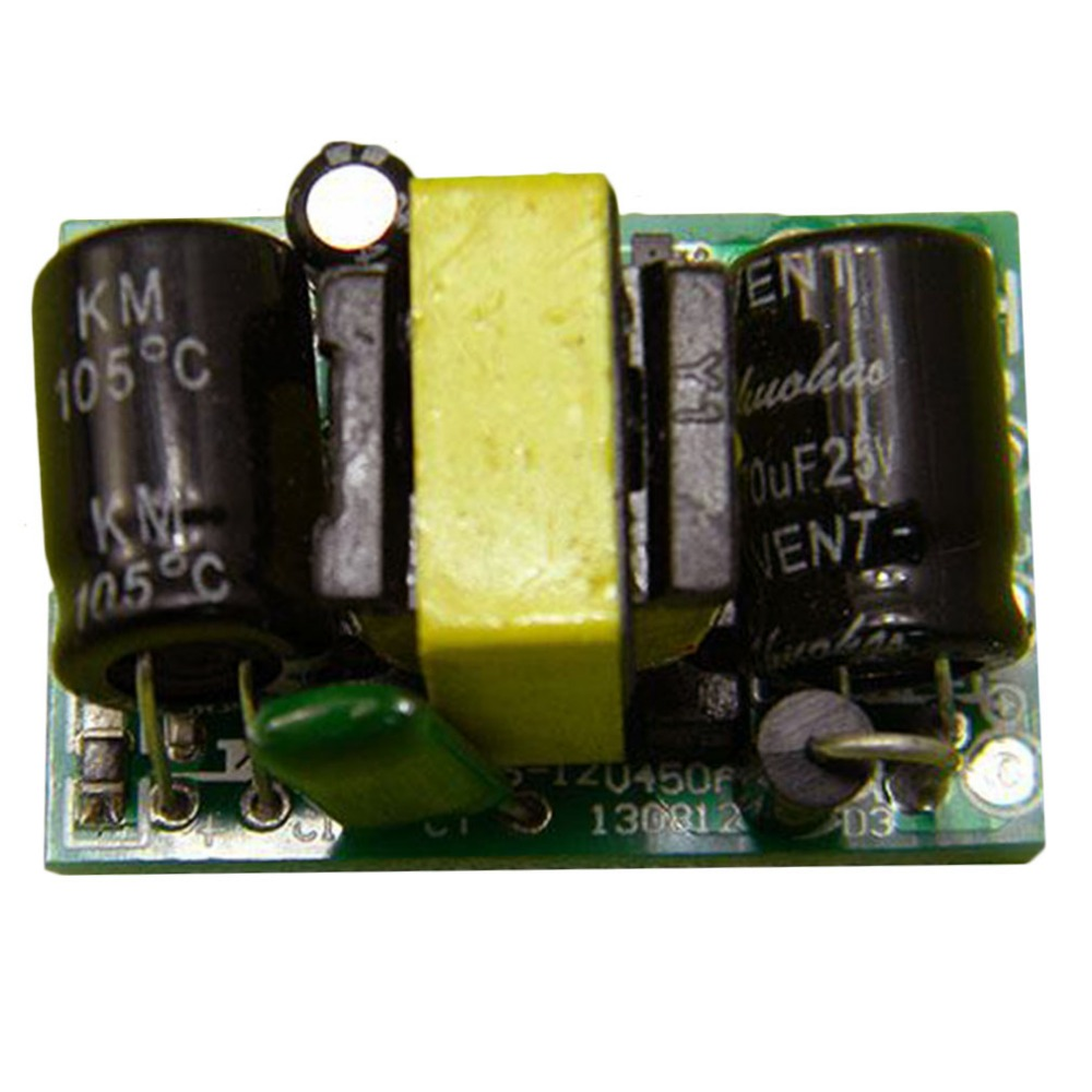 AC-DC 12V 450mA 5W Power Supply Buck Converter Step Down Module In Stock Free Shipping