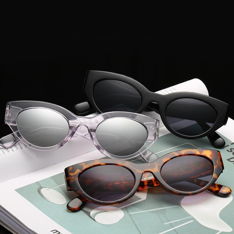 Fashionable Leopard Sunglasses Cat's Eye Sun Glasses Women Sexy Cutlery Summer 2018 Essential Decorative Sunglass
