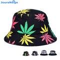Nuevo cubo sombrero versión coreana de la manera ocasional amantes hombres mujeres sombrero de playa plegable de excursión que acampa caza sombrero bob triste boy