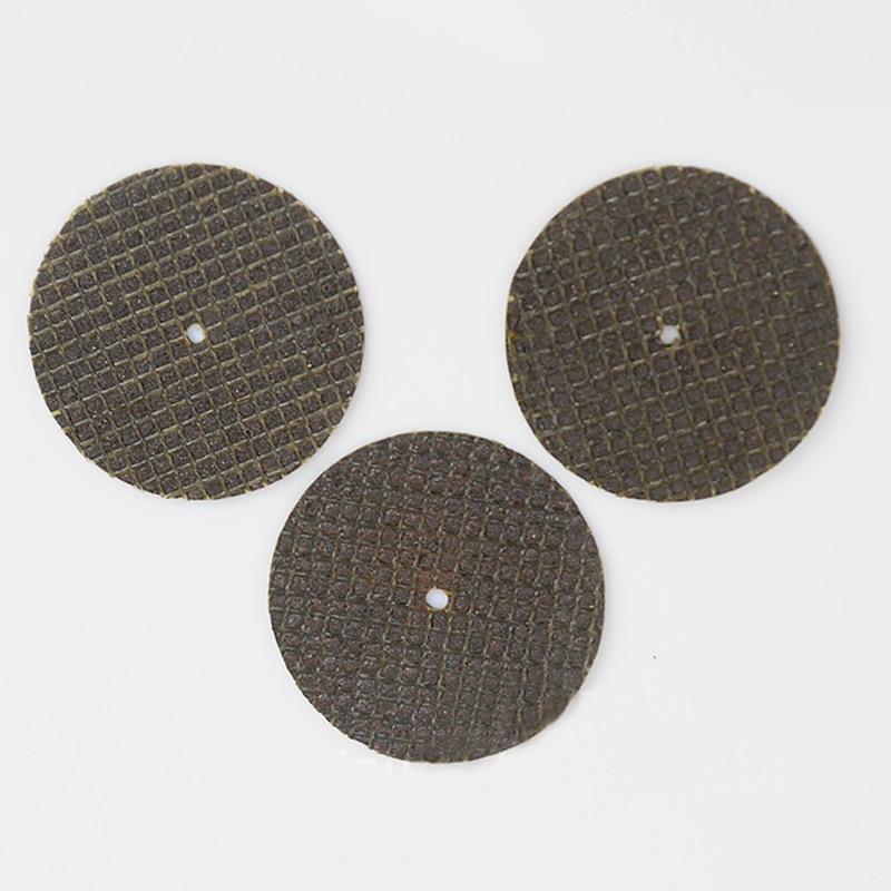 20 st metalen doorslijpschijf voor dremel slijper roterend - Schurende gereedschappen - Foto 4