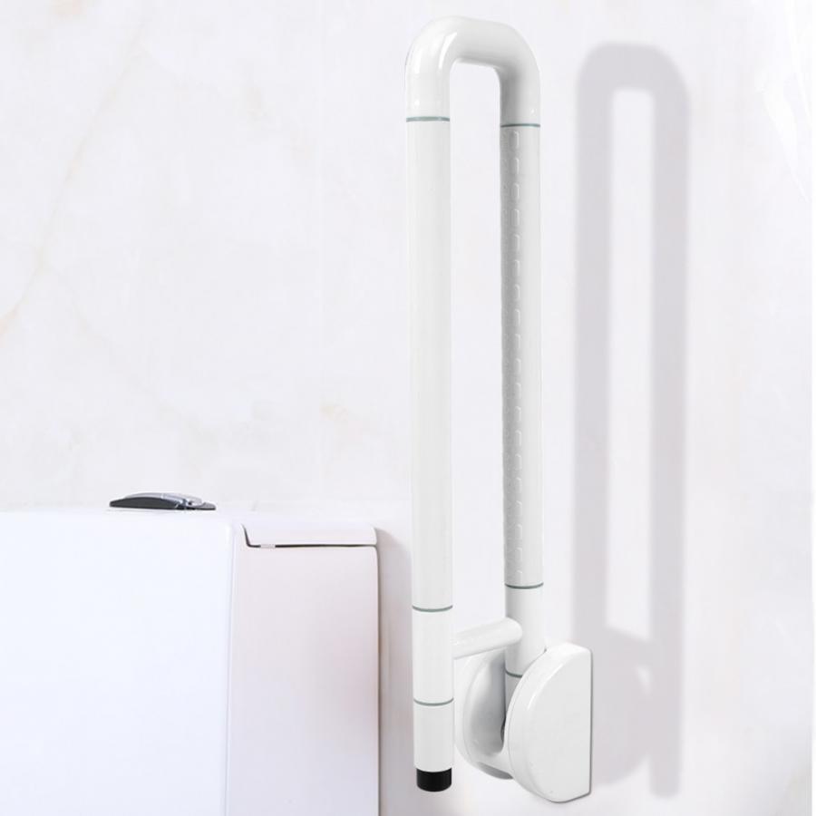 Stainless Steel Bath Grab Rail Handle Bathtub Rail Bathroom Disabled Elderly Aid Handrail Toilet Anti Slip Rail Grab Bar