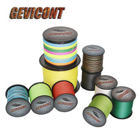 Fishing Line 1500M PE Line for Carp Fishing Braid 8 Strands Big Game Fish 10 200LB Fly Vissen Cord 10 Colors Extreme Strong Wire