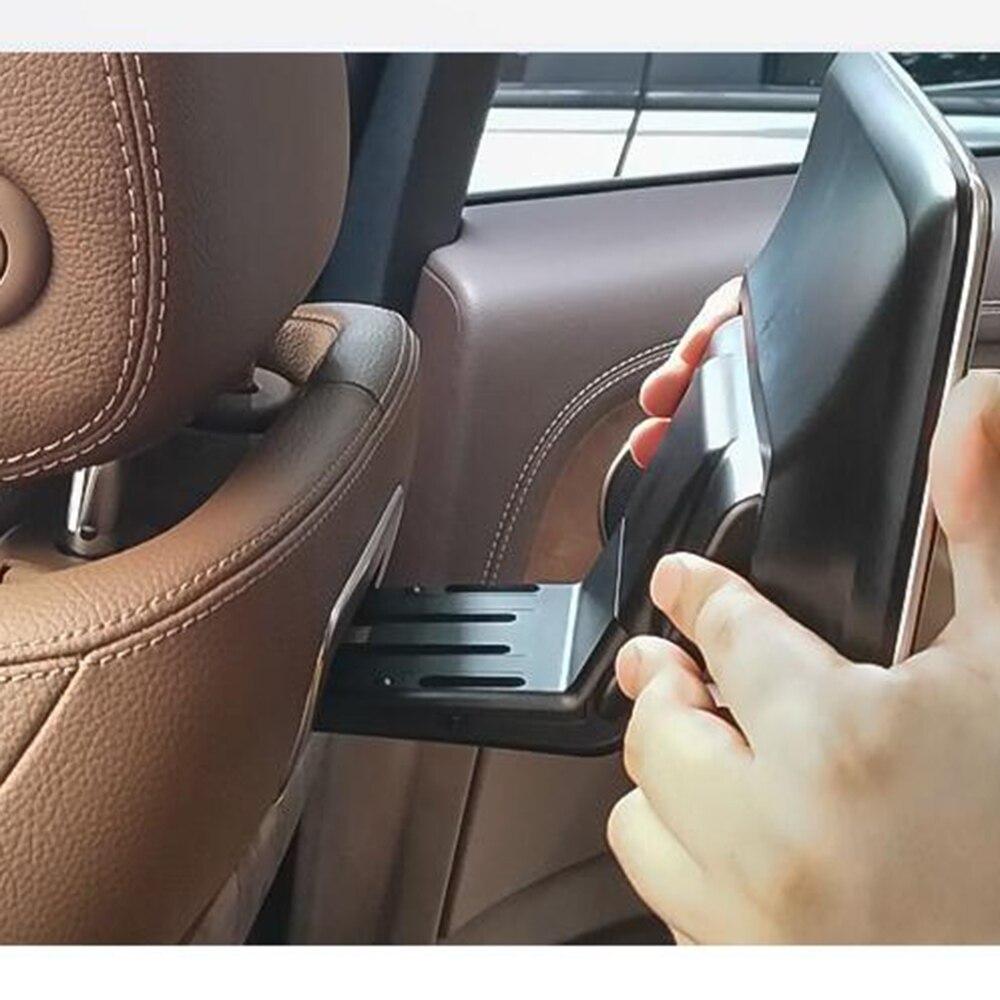 Nuovi Articoli 2018 Elettronica Android Poggiatesta Con La Televisione Monitor Dell'automobile Per Mercedes Classe E 2017 Lettore DVD Poggiatesta Schermo