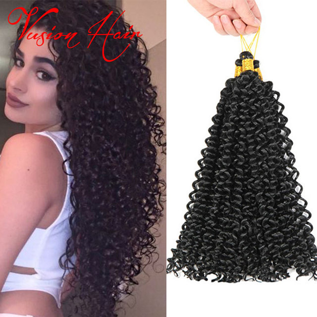 Crochet hair braiding water wave 14inch 30roots latch hook crochet hair braiding water wave 14inch 30roots latch hook synthetic hair braiding goddess locs dreadlock curly pmusecretfo Images