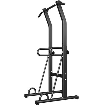 Multi functional gym pull ups body exercise strength fitness equipment double bar indoor pull up horizontal