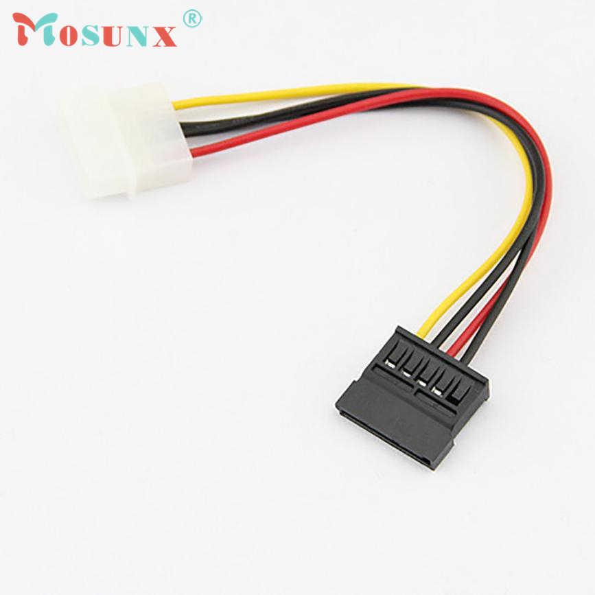 Câble adaptateur Top qualité nouveau 18cm USB2.0 IDE à série ATA SATA HDD disque dur cordon d'alimentation Cabo livraison directe 17July6