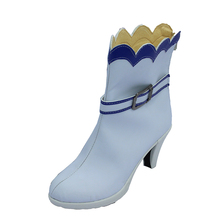 LOVE LIVE Cosplay Navy cos Hanayo Koizumi boots shoe boot Women's Shoes For Halloween party Custom love live koizumi hanayo cosplay costume