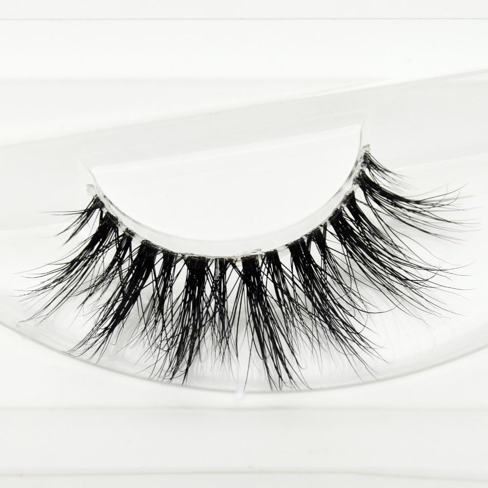 Visofree Mink Lashes 3D Mink Eyelashes Invisible Band