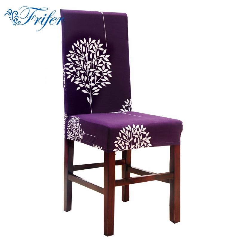 Mazgājams poliestera izstiepšanas krēsla pārklājums Spandekss - Mājas tekstils