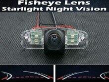 1080P Fisheye Lens Trajectory Tracks Car Parking Rear view Camera For Honda Spirior 2009 Europe Accord Car Reverse Camera стоимость