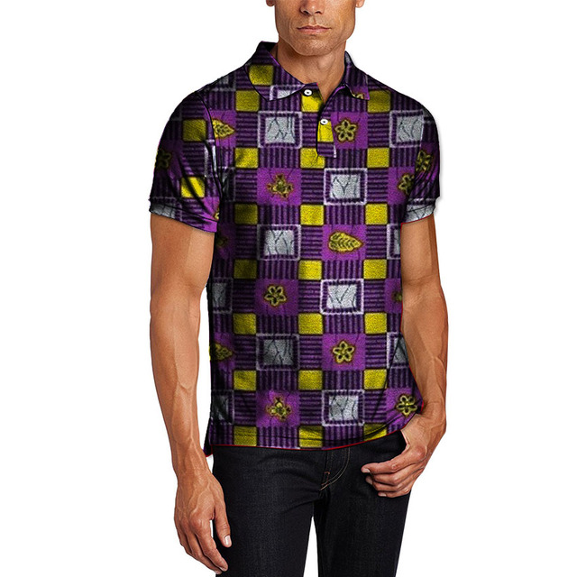 afffaac6a4abb Traditional Clothing Dashiki Men African Clothes Fashion Print Short Sleeve  Tops Man T shirt Africa Style Men Clothing