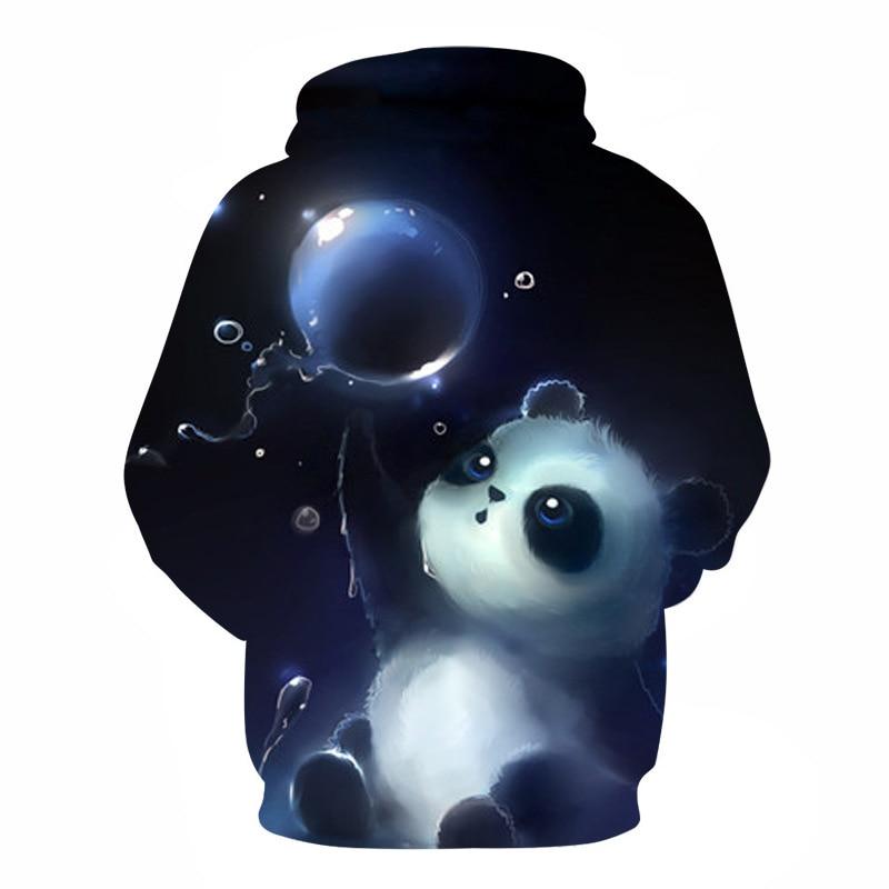 NEW Hot Sale 3D Printed Hoodies 5