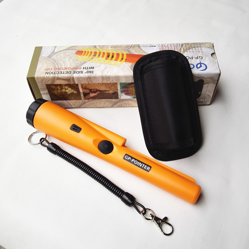 Frees Shipping New Arrived CSI Pinpointing Hand Held GP Pro Pointer Metal Detector Pinpointer Detector цена
