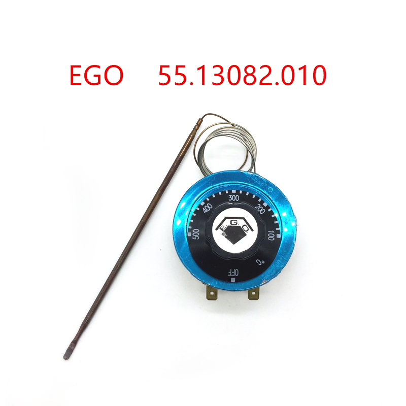 55.13082.010 Germany EGO capillary thermostat with 100-500 celsius degree , high temperature controller 90 celsius nc ksd302t model temperature controller thermostat ac 250v 20a