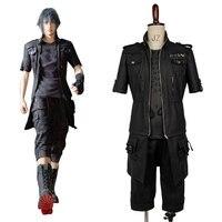 Gorąca Sprzedaż Final Fantasy Cosplay Noctis XV Lucis Caelum Cosplay Costume Outfit Dorosłe Samce Samice Wykonane Na Zamówienie Dowolny Rozmiar Halloween