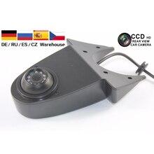цена на Car Brake Light Reversing Rear View Camera For VW Crafter Mercedes Benz Sprinter Vehicle Backup Parking Reverse Camera Guide Lin