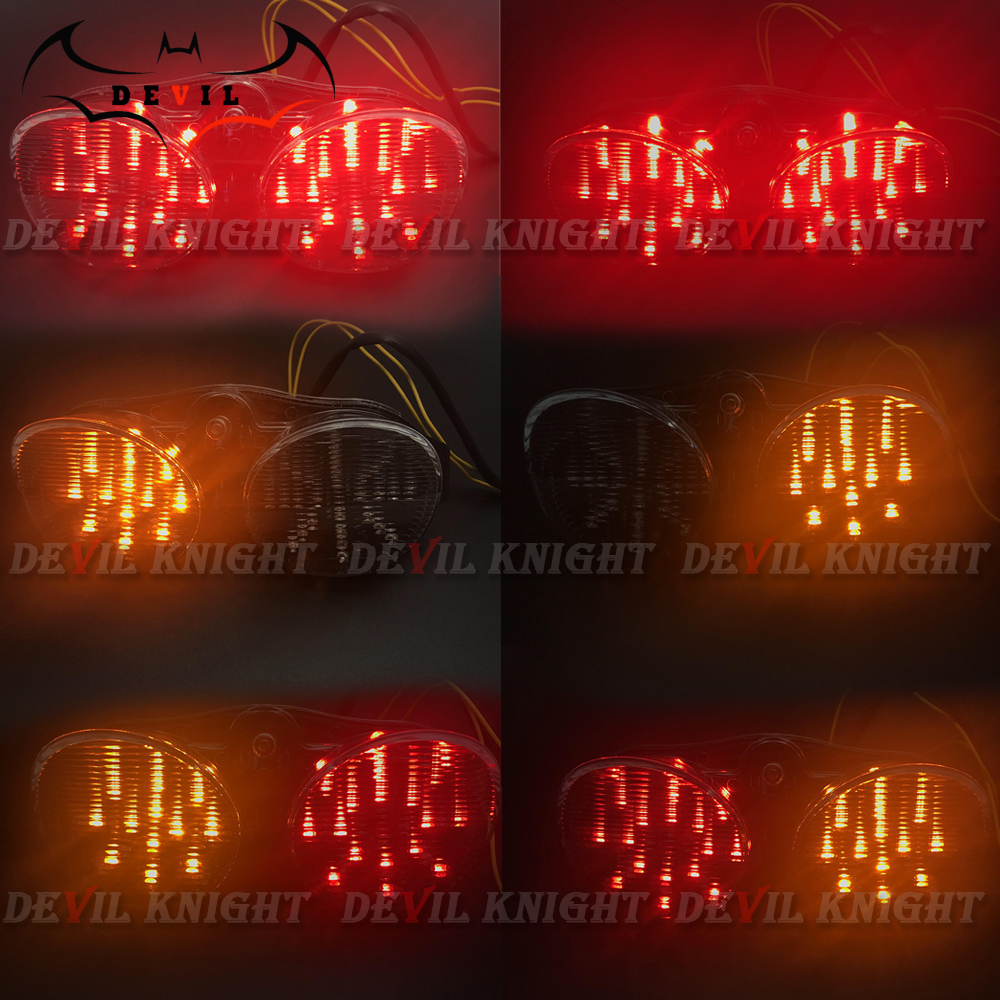 Motorbike Ulatra Bright RED  LED AND BUZZER  Indicator Warning Device Fits R6