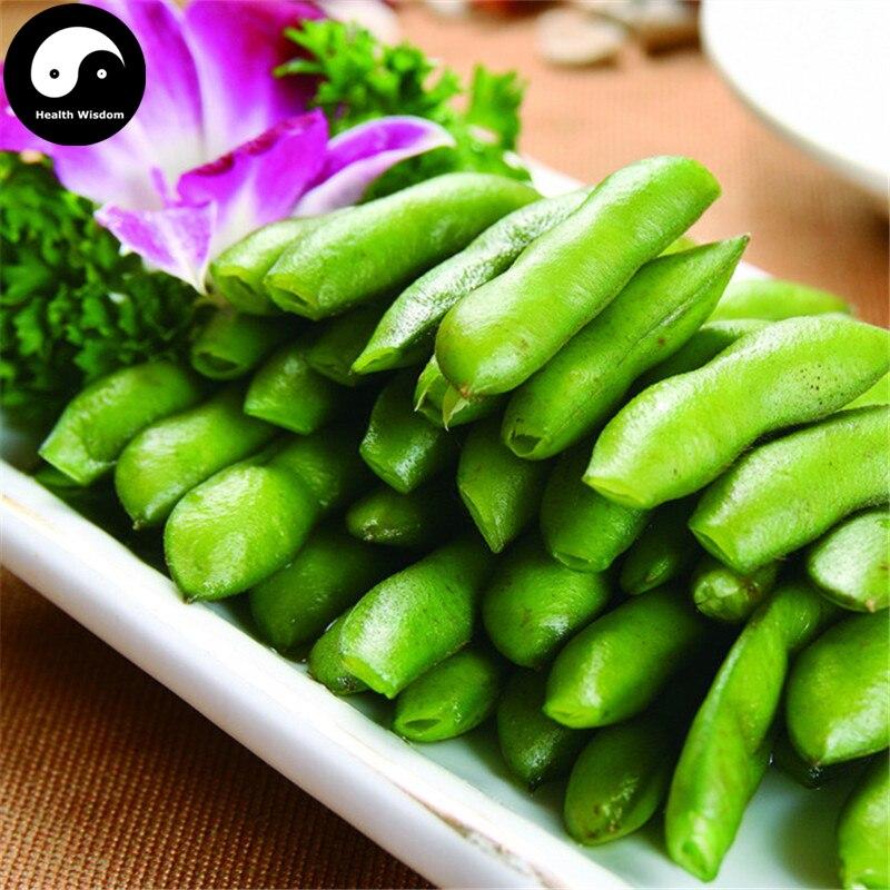 Acheter Vert Soja Légumes Graines 100 pcs Plante Haricots Chinois ...