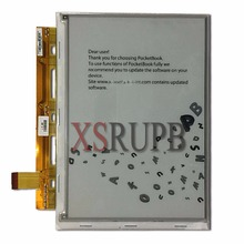 מקורי 9.7 אינץ ED097OC4(LF) ספר אלקטרוני מסך עבור אמזון קינדל DXG קורא LCD תצוגה