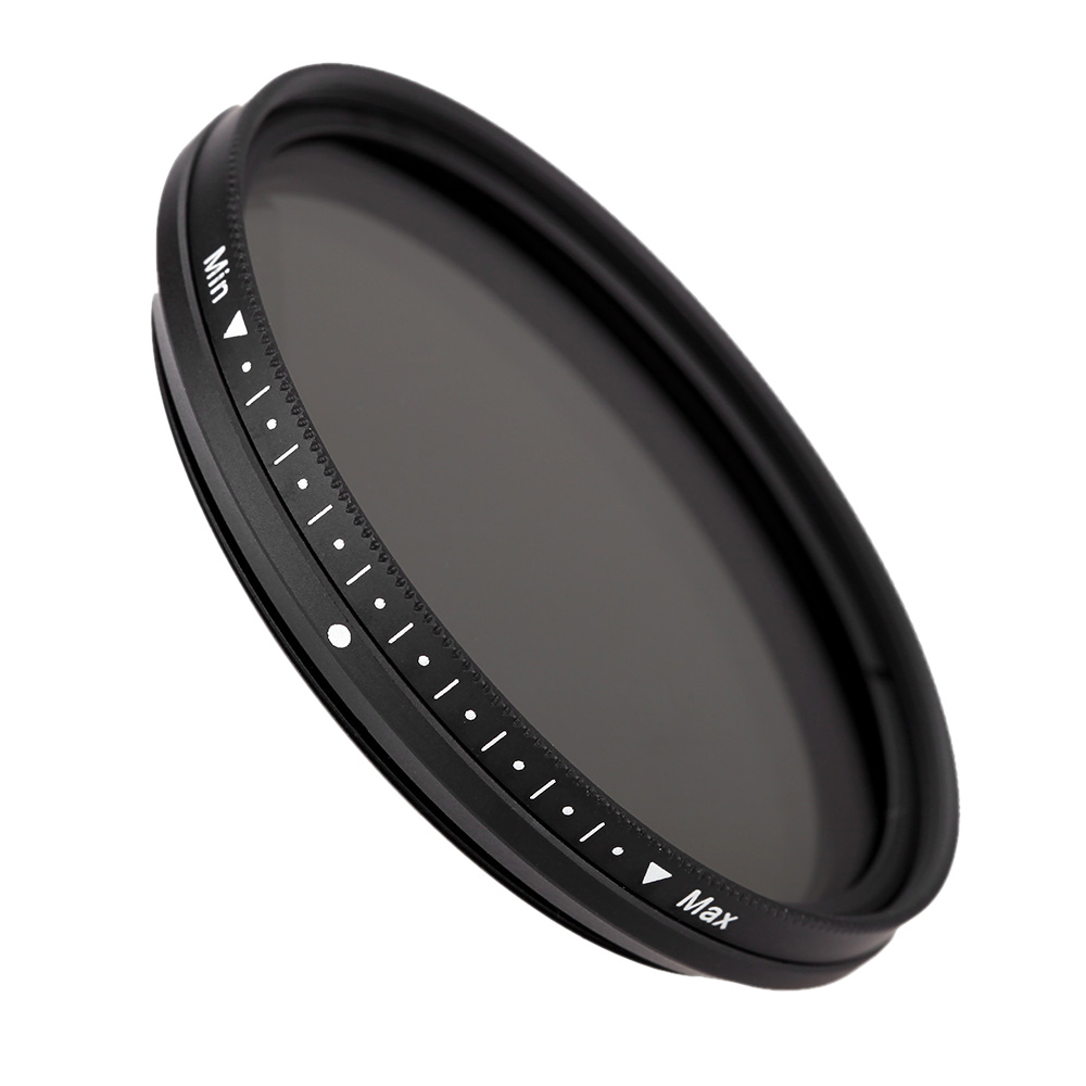 Image 2 - Fotga 52mm Slim Fader Variable ND Filter Adjustable Neutral Density ND2 to ND400-in Camera Filters from Consumer Electronics