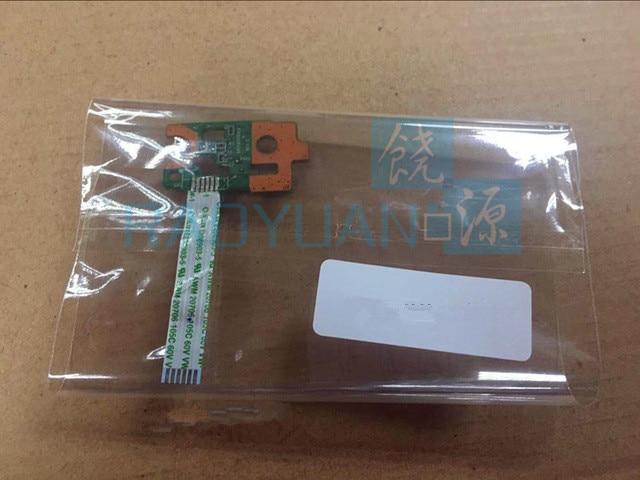 Free Shipping Genuine New Original FOR HP Pavilion 15-N 14-N 15-F Series Power Button Board DA0U83PB6E0 W/ Ribbon 732076-001