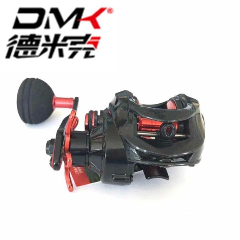DMK BEACH COMBER 8BB 7.0: 1 gauche/droite main Baitcasting pêche bobine système de frein magnétique Molinete carpe bobine
