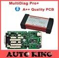 De placa única versão V2015.1 dvd com Bluetooth Multidiag Pro + novo vci CDP + para Carros e Caminhões 3in1 OBD2 diagnóstico de digitalização ferramentas