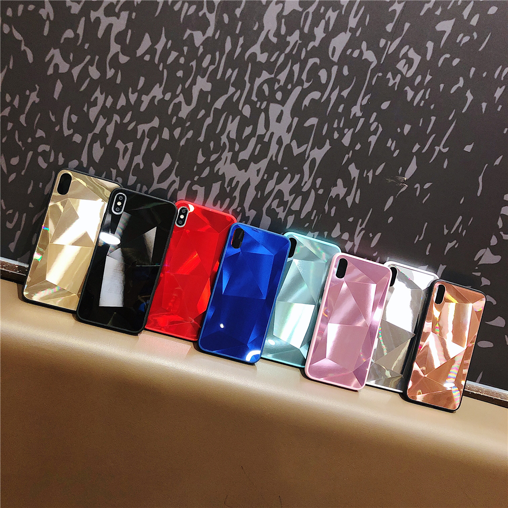 Sparkle Bling Diamond Case Coque For SamSung Galaxy J2 J5 J7 Prime J3 2017 EU J4 J6 Plus 2018 2016 Telefon Kilifi Cover Carcasas-in Fitted Cases from Cellphones & Telecommunications