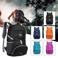 Outdoor Mountaineering Bag Waterproof Wear Resistant Backpack for Men Women Rucksack Mountaineering Travel Bags Bolsas Mochila(China)