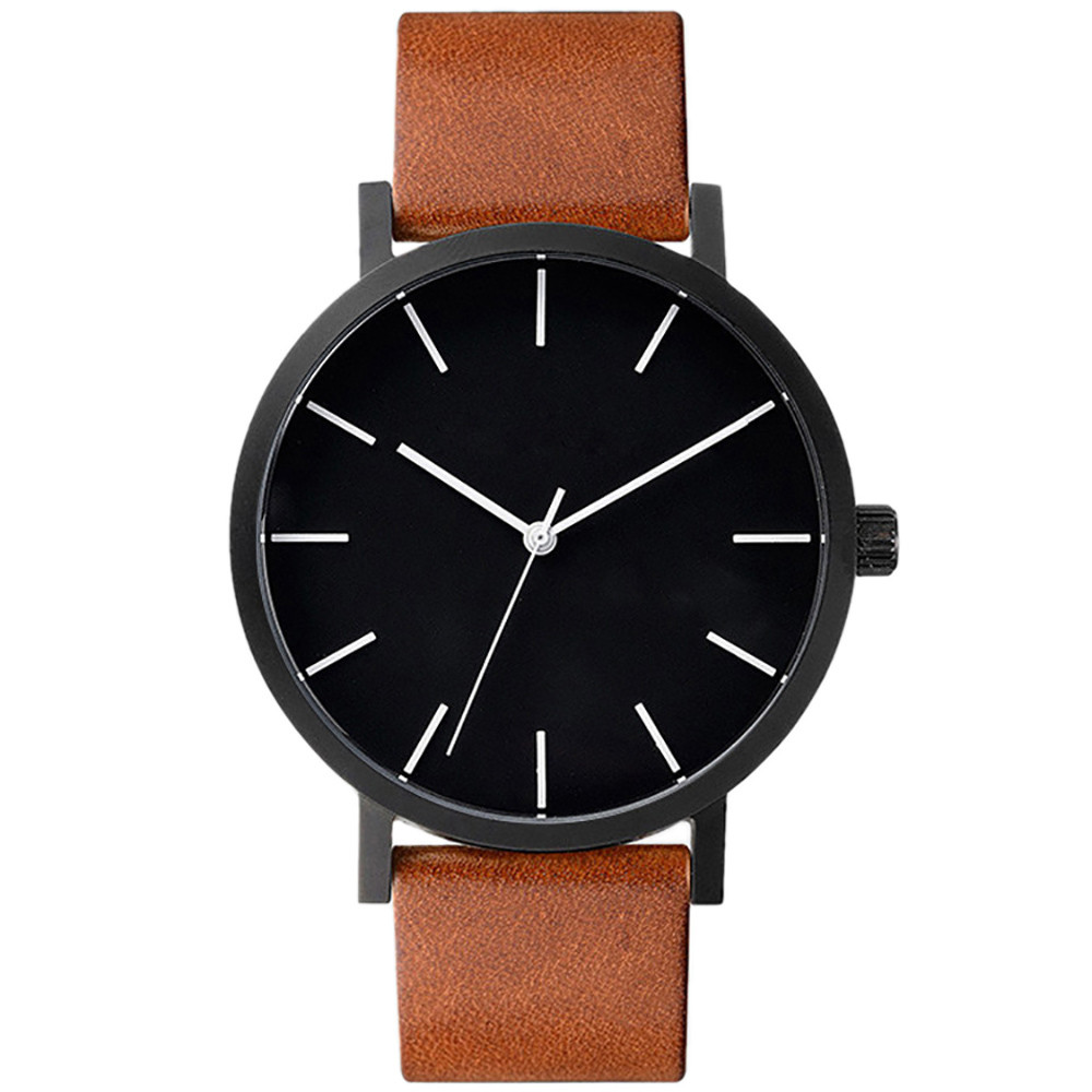 Splendid Women Men Casual Simple Quartz Analog Watch Band Wrist Watches 2017 new fashion elegant women casual simple quartz analog watch band wrist watches l10173