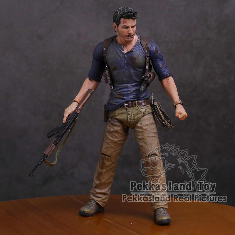 Neca Uncharted 4 A Thief S End Nathan Drake Ultimate Edition
