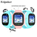 GPS smart watch kids watch Q100+ with camera/facebook SOS Call Location DevicerTracker for Kid Safe Anti-Lost Monitor PK Q80 Q90