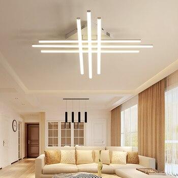 Lámpara LED De Techo Con Control Remoto Para Dormitorio, Lámpara LED Moderna Para Sala De Estar