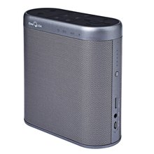 IDeaUSA W205 2.4 GHz WiFi Bluetooth Hoparlör HiFi Stereo Ses 4400 mAh pil Kablosuz Airplay Hoparlör iDeaHome App tarafından kontrol