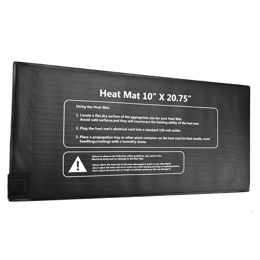 Seedling Heating Pad 10 Quot X20 75 Quot Pure Bonsai