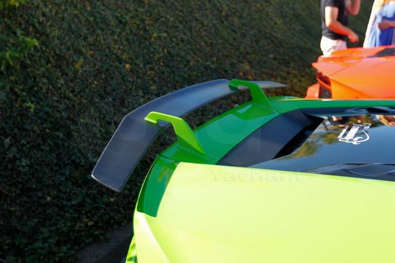 2014-2016 Lamborghini Huracan LP610-4 Vorsteiner Style Rear Spoile GT Wing DCF (45)