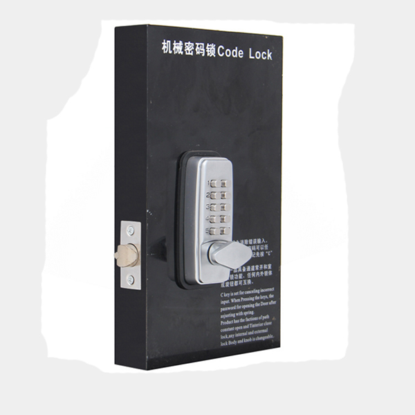 купить Rarelock Christmas Supplies Combination Door Lock Push Button Keyless Mechanism Door Locks for Office Bedroom DIY a онлайн