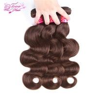 Queen Love Hair Pre Colored Mongolian Body Wave 3 Bundles 10 26 Inch 100 Human Hair