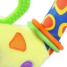 Baby Pram Bed Bells Soft Hanging Toy