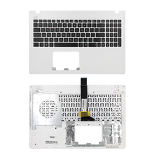 Russia Black laptop keyboard For ASUS X550 X550C X550CA X550CC X550CL X550J X550JD X550JF X550JK WITH