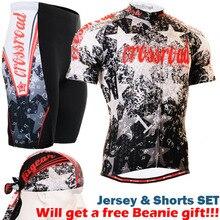 Life on Track Mens Cycling Sets Cycling Jerseys Short Sleeve Summer PRO Bike Top Shirt Bicycle Shorts Clothing Roupas Ciclismo