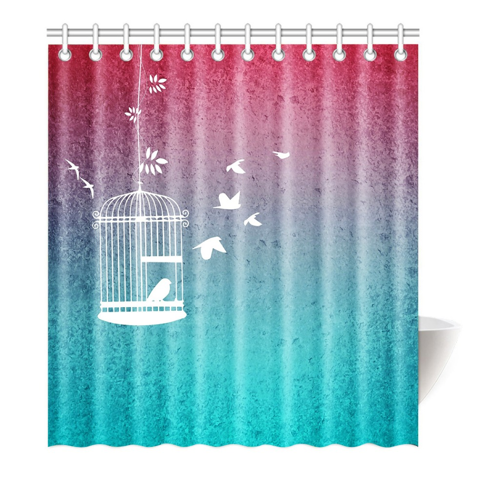 High Quality Pink Shower Curtain Promotion Shop for High Quality